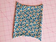 How to make a tissues holder. Curvy Tissue Holder - Step 6
