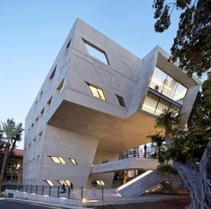 Zaha Hadid Architects have completed the Issam Fares Institute for Public Policy and International Affairs at the American University of Beirut.