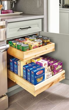 Have a small kitchen? Plenty of storage can help you stay organized and maximize your space. Have a small kitchen? Plenty of storage can help you stay organized and maximize your space. Diy Kitchen Storage, Kitchen Drawers, Kitchen Sinks, Updating Kitchen Cabinets, Ikea Cabinets, Kitchen Fixtures, Cabinet Drawers, Storage Drawers, Cabinet Doors