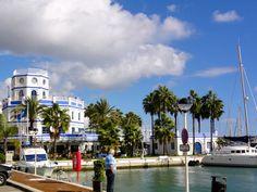 Puerto Deportivo de Estepona.