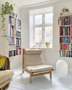 my scandinavian home: A Dreamy Copenhagen Home Full of Books, Art and Danish Design