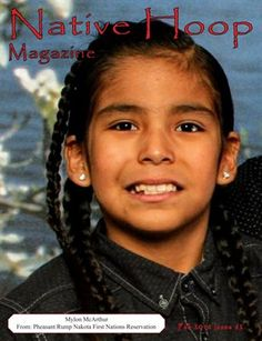 Ogitchida Kwe's Book Blog : Native Hoop Magazine Issue #62