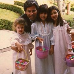Here's how celebs celebrated Easter.