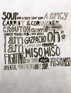 Soup crimp The Might Boosh