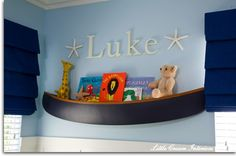 nautical nursery decor for boys