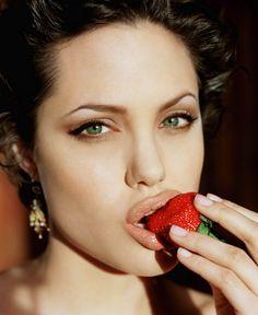 Trisha sexy Lippen