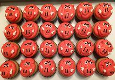Razor Back Cupcakes