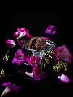 Uuden vuoden upein jälkiruoka: Suklaa-minttufondant