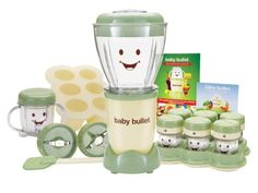Simple Pureed Baby Food Recipes - Homemade Baby Food Recipes To Help You Create A Healthy Menu For YOUR Baby