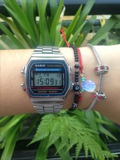 2636155e67c The perfect watch to match every outfit. CASIO retro Casio