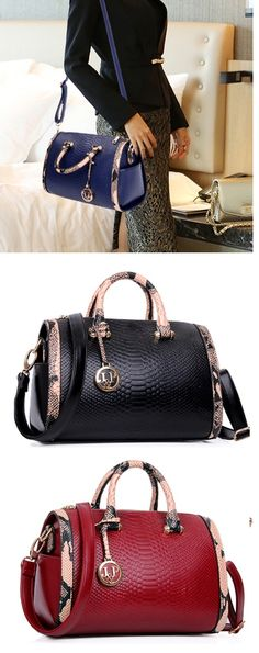Stylish handbags to combine with office outfits! Like it? Get it for $21.24! Click to enjoy our Lucky Home Coming Sale, up to 60% off until September 12 ♥