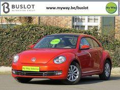 Tweedehands VW Beetle 1.2 TSI Allstar BMT - 9200 DENDERMONDE - Belgïe - Autovlan.be, dé referentie voor autozoekertjes - jkbpsr6v