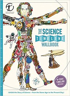 Book Buzz by Susannah Greenberg PR: NEW BOOK RELEASE: The Science Timeline Wallbook