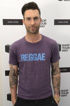 Adam Levine clothing line coming soon! GossipForYou.com