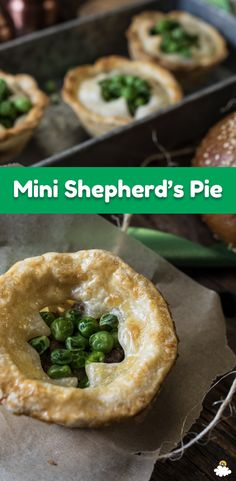 Our bite-sized Mini Shepherd's Pie Recipe is a new twist on a classic dish. The ultimate Irish cuisine, our Mini Shepherd's Pies are the perfect appetizer for a dinner party or St. Patrick's Day get together. Try to have just one, we'll wait!