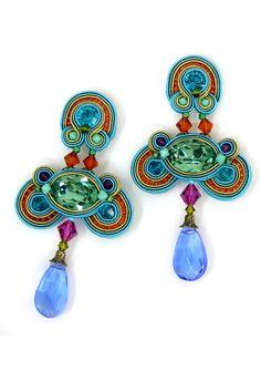 earrings : Envie