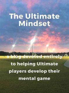 The ultimate mindset