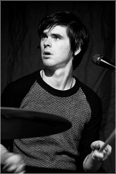 Paul Thomson from Franz Ferdinand