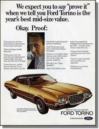 1972 Gran Torino Sport. My first car and a total hoot. Loved this car.