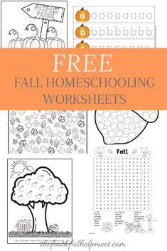 22 Fall Activities for Kids - The Faithful Help Meet