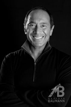 Paul Anka photographed at Grand hotel in vienna, april 20, 2008 © ManfredBaumann