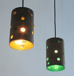 2 Nanny Still  Raak  pendants arts and by BomDesignFurniture