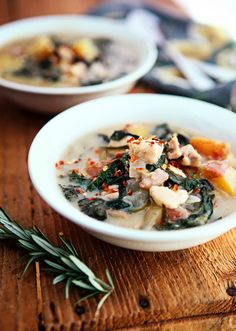 Dijon Chicken Kale Stew