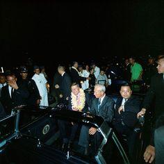 JFK in Hawaii, June 1963.