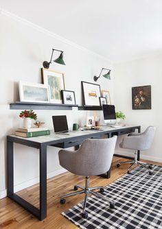 Custom Framing for our Home Office With Framebridge