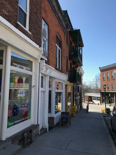 Ontario, Buildings, Street View, Canada, Exterior, Store, Amazing, Places, Larger