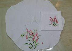 #천아트~다완받침 연잎다포와 다완받침