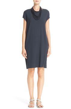 New FABIANA FILIPPI Mollini Trim Dress fashion online. [$720]?@shop hoodress<<