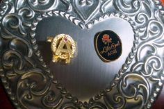 Seeing the badge makes me melt a little... the badge and the life loyal badge/pin
