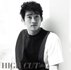 taecyeon - High Cut Magazine Vol.126