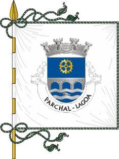 Bandeira de Parchal