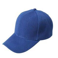 c24d90a3551 Brand New Canvas Baseball Cap 2017 Fashion Blank Hat Solid Color Adjustable  Hat feminino touca menino Cayler summer baseball cap