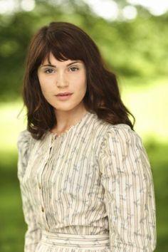 Gemma Arterton as Tess Durbeyfield in Tess of the D'Urbervilles (2008).
