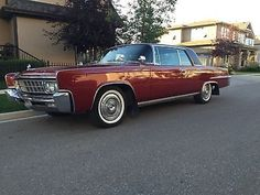 1966 Chrysler Imperial Crown Coupe Boulevard King Cruiser