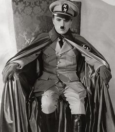 The Great Dictator - Adenoid Hynkel
