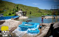 Balneario Alejandria Antioquia. Una de las atracciones de golden elephant hostel