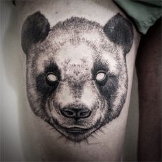 ALEX TABUNS : PANDA TATTOO
