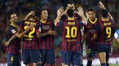 #Barcelona es el equipo goleador de toda Europa. #depor