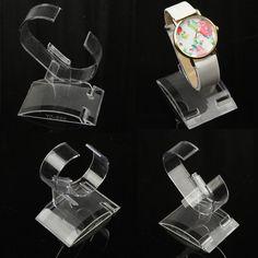 Новое поступление пластиковые наручные часы прозрачный организатор дисплей стойки держатель ясно часы стенд продажа склад показать инструменты HG 0945купить в магазине Wonderland & MoonlightнаAliExpress
