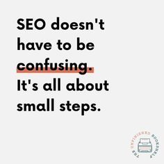 The most important SEO elements and how they help your business. Content Marketing Strategy, Seo Marketing, Business Marketing, How Seo Works, Editing Checklist, What Is Seo, Seo For Beginners, Seo Training, Thing 1