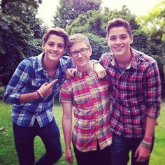 tyler oakley, finn harries, jack harries - youtube...if I met them I wld b the happiest girl alive.