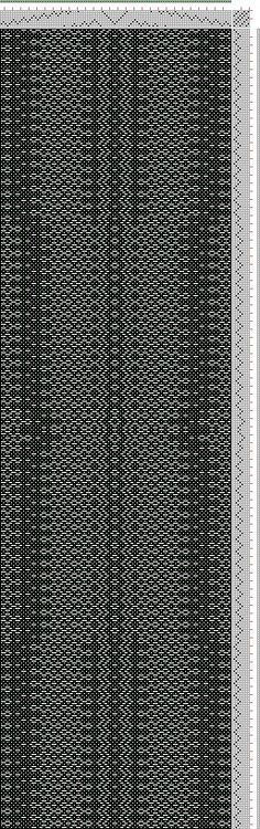 Hand Weaving Draft: cw127634, Crackle Design Project, 8S, 8T - Handweaving.net Hand Weaving and Draft Archive