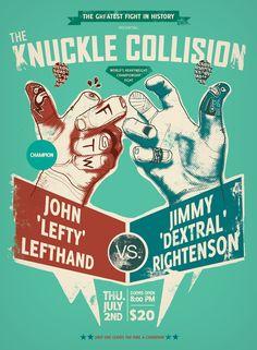 Knuckle Collision