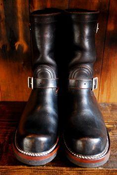 Viberg Engineer boots Birtrite Cord sole | BRASS BLOG