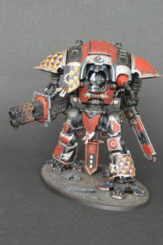 Imperial Knight Mechanicum