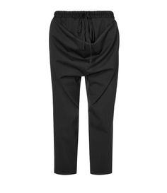 VIVIENNE WESTWOOD Black Tilke Trousers. #viviennewestwood #cloth #